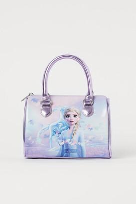 H&M Patent Handbag - Purple