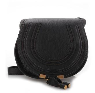 Chloé Mini Marcie Round Crossbody Bag