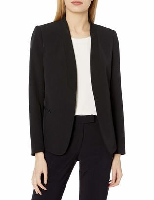 Anne Klein Women's Crepe Tuxedo Jacket
