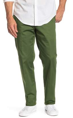 JB Britches Solid Flat Front Regular Fit Suit Separates Pants