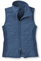 L.L. Bean Fleece-Lined Fitness Vest