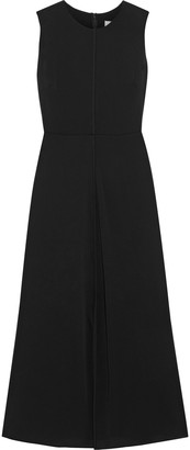 Diane von Furstenberg Verona Silk-blend Crepe De Chine Midi Dress