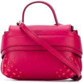 Tod's mini Wave crossbody bag - women - Leather - One Size