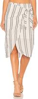 Astr Karina Skirt in White. - size L (also in )
