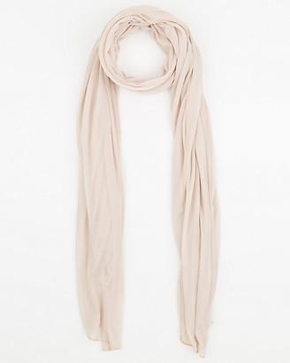 Le Château Sheer Knit Scarf