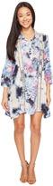 Tolani Megan Embroidered Tunic Dress