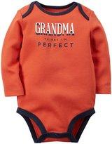 Carter's Slogan Bodysuit (Baby) - Perfect-3 Months