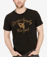Denim & Supply Ralph Lauren Men's Skull Logo Graphic-Print T-Shirt