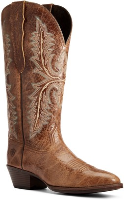 Ariat Heritage Elastic Western Boot