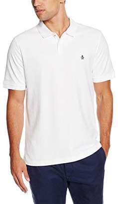 Original Penguin Men's Raised Rib Polo Shirt,(Manufacturer Size:Xx )