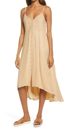SANCIA The Anya High/Low Dress