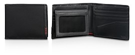 Tumi Rfid Alpha Global Removable Passcase Id Wallet