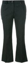 P.A.R.O.S.H. 'Pawa' trousers - women - Polyamide/Polyester/Spandex/Elastane/Viscose - L