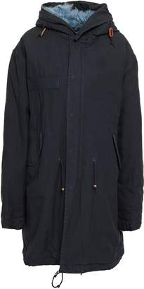 Mr & Mrs Italy Cotton Hooded Jacket