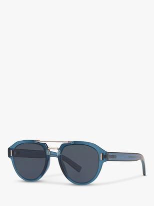 Christian Dior DiorFraction50 Women's Aviator Sunglasses