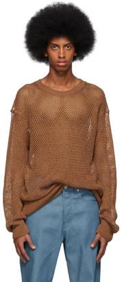 Dries Van Noten Brown Neroli Sweater