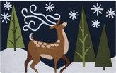 Nourison Reindeer Accent Rug