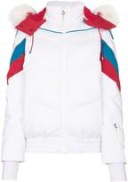 Sweaty Betty powder ski puffer jacket
