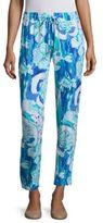 Lilly Pulitzer Lola Printed Drawstring Pants