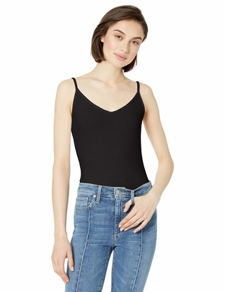 Michael Stars Women's Lucy Rib Bodysuit