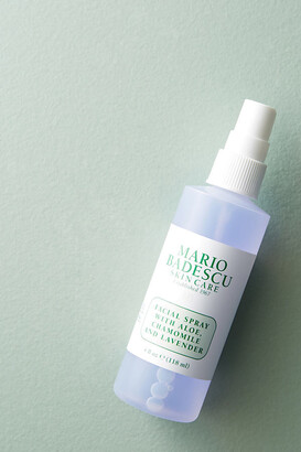 Mario Badescu Facial Spray with Aloe, Chamomile, and Lavender By in Purple