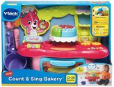 Vtech Count & Sing Bakery
