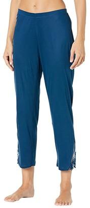 La Perla Zephyr Capri Pants (Denim) Women's Pajama