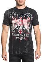 Affliction Men's Short Sleeve Graphic T-Shirt