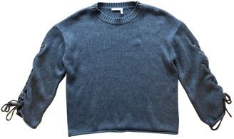See by Chloe Grey Knitwear for Women