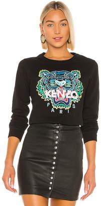 Kenzo Classic Tiger Co Molleton Sweatshirt