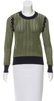 Jonathan Simkhai Long Sleeve Open Knit Top w/ Tags