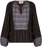Ace&Jig Riley woven-cotton top