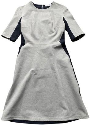 Richard Nicoll Grey Cotton - elasthane Dress for Women