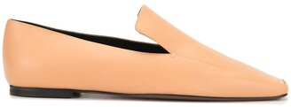 Neous Square Toe Loafers