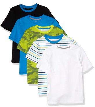 Amazon Essentials Boys Graphic Tees T-Shirt