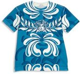 Versace Little Boy's Medusa Baroque Graphic Tee