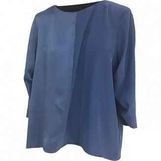 Sandra Weil Blue Top for Women