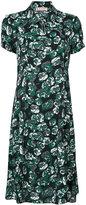 Marni Poetry print tea dress - women - Viscose - 42