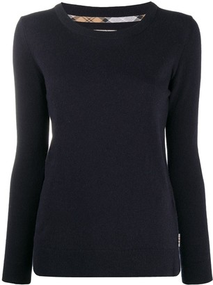 Barbour Elbow-Patch Jumper