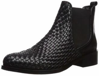 Bernie Mev. Women's SY1670 Fashion Boot Black 37 M EU (6.5-7 US)