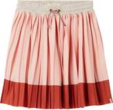 Scotch & Soda Pleated Jersey Midi-Skirt