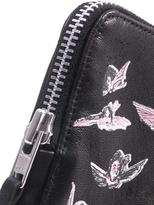 Claire Barrow The Earth Angels leather clutch