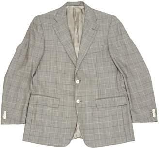 Corneliani Grey Wool Jackets