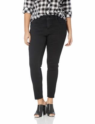 Jag Jeans Women's Plus Size Cecilia Skinny Fit Jean