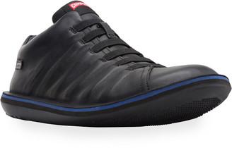 Camper Men's Beetle Winterproof Smooth Leather Sneakers