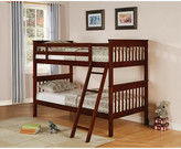 Parker Coaster Collection Bunk Bed