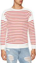 Armor Lux Men's Mariniere Breton Stripe Shirt