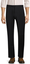 Isaia Welted Solid Trousers