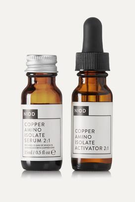 NIOD Copper Amino Isolate Serum 2:1, 15ml