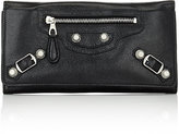 Balenciaga Women's Arena Leather Giant Money Wallet